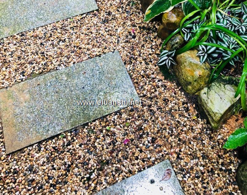 鹅卵石砾石豆石